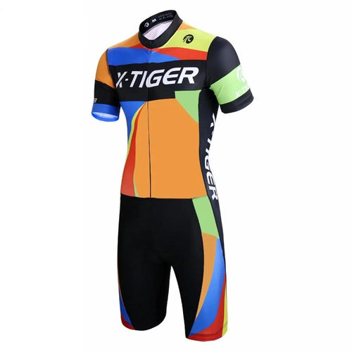 Quick-dry Cycling Skinsuit - DexterCycling