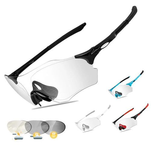 Cycling Photochromic Glasses - DexterCycling