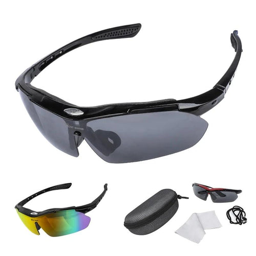 MTB Bike Bicycle Glasses - DexterCycling