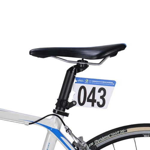Bicycle Number Plate Holder - DexterCycling