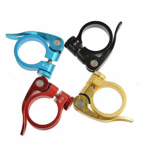 Ultralight Mountain Bicycle Seat Clamp - DexterCycling