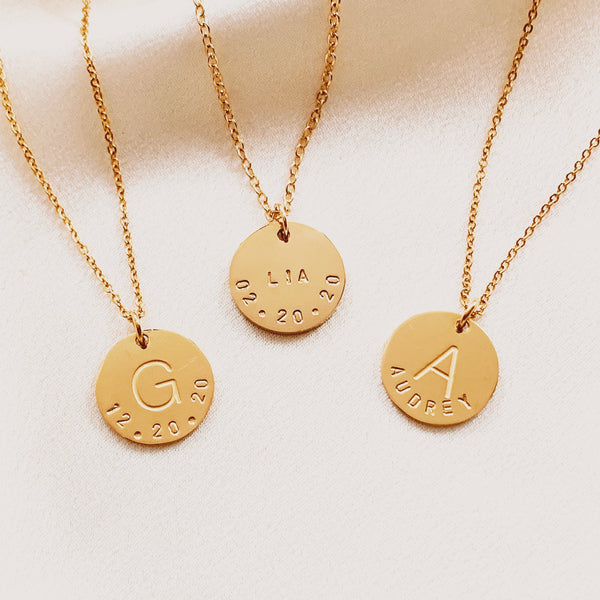 Idylle Date Necklace