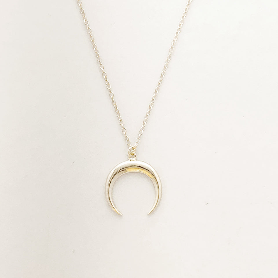 Claire de Lune Vermeil Necklace