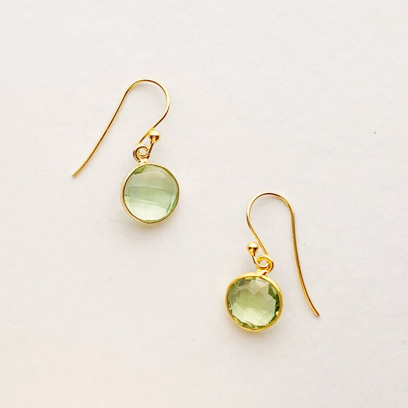 Aimer Birthstone Earrings