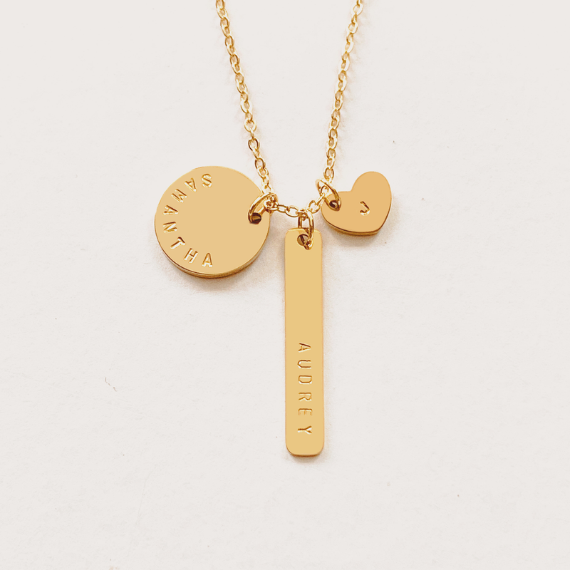 Famille Charm Necklace