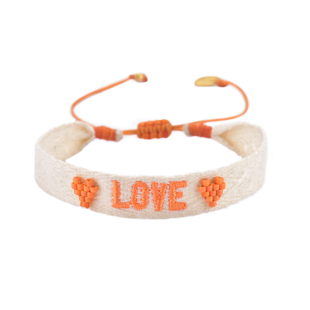Loving Love orange