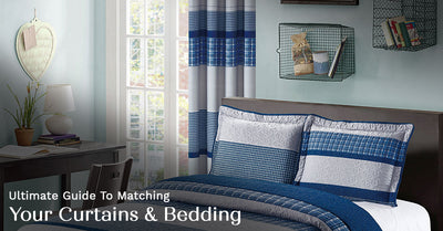 The Ultimate Guide To Matching Your Curtains & Bedding