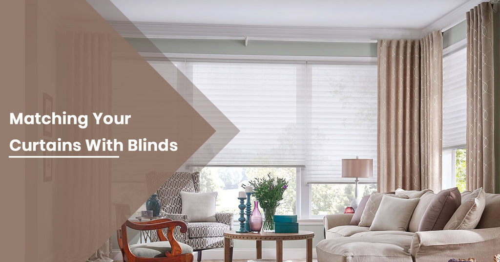 Matching Curtains & Blinds