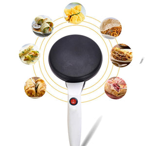 Multi-Function Electric Crepe Maker