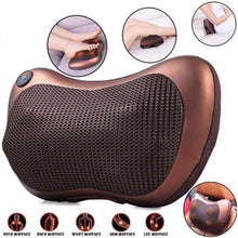 Load image into Gallery viewer, CAR AND HOME MASSAGE PILLOW