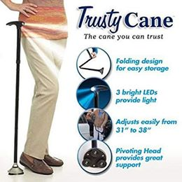 TRUSTY CANE - THE CANE YOU CAN TRUST