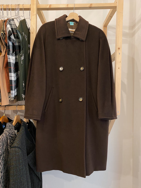 Cappotto marrone MaxMara