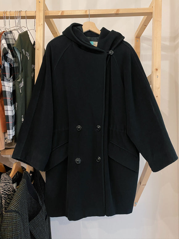 Cappotto nero Max & Co