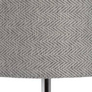 Florence Chrome Table Lamp - Mayflower Furniture