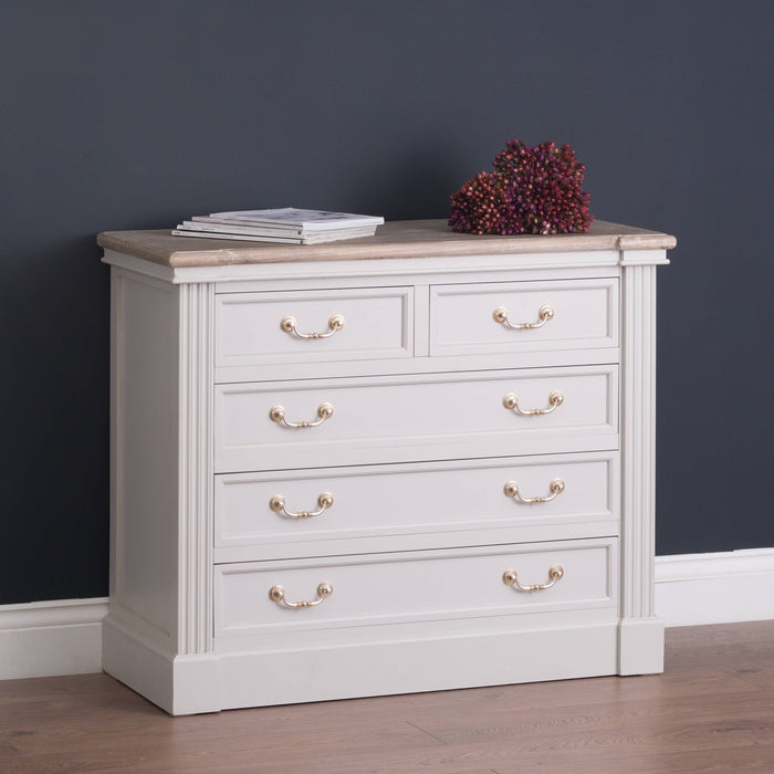 The Libre Collection Two Over Three Chest Of Drawers