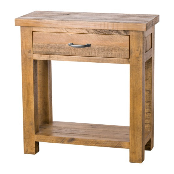 The Deanery Collection One Drawer Lamp Table - Mayflower Furniture