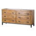 The Draftsman Collection Six Drawer Chest - Mayflower Furniture