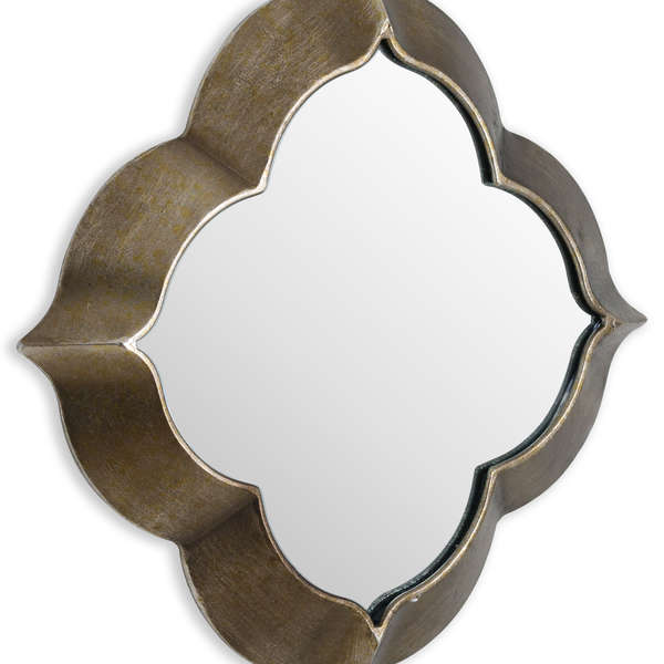 Casablanca Wall Mirror - Two Sizes - Mayflower Furniture