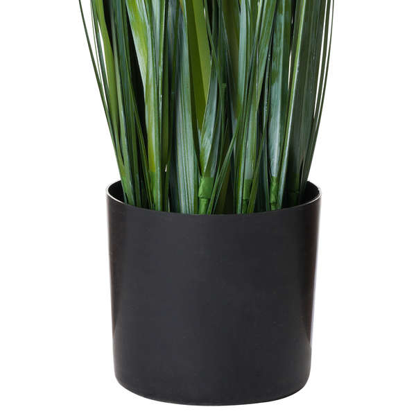 Faux Potted Field Grass - Mayflower Furniture
