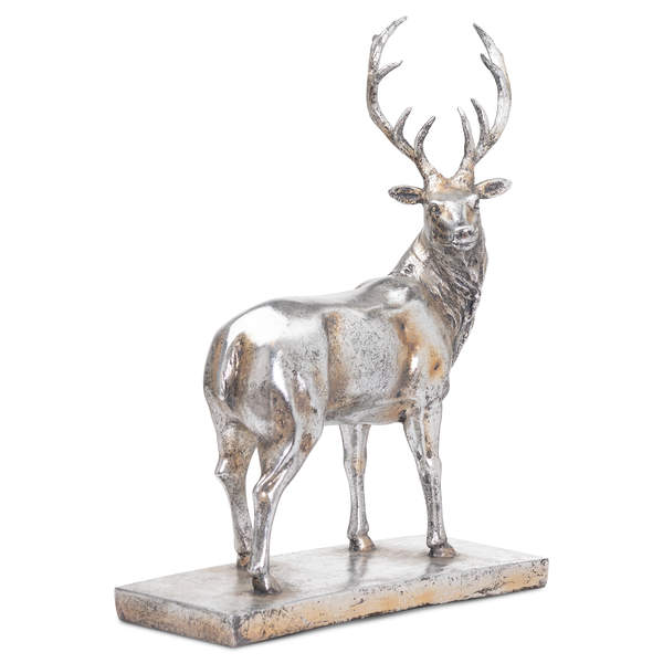 Large Standing Decortive Stag