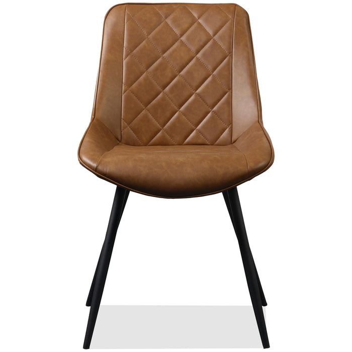 Oslo Tan Dining Chair - Mayflower Furniture