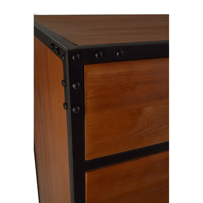 New Forge Twelve Drawer Cabinet