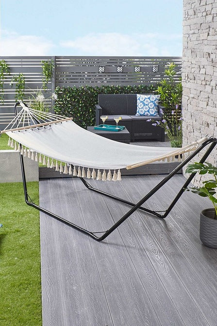 Hammock with Stand - Mayflower Furniture