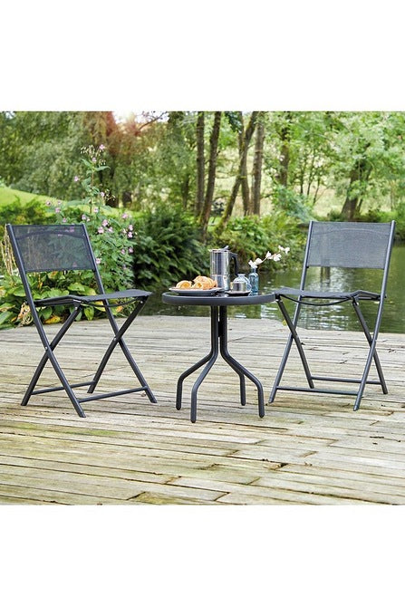 Outdoor Mini Palma Two Seater Set With Table - Mayflower Furniture