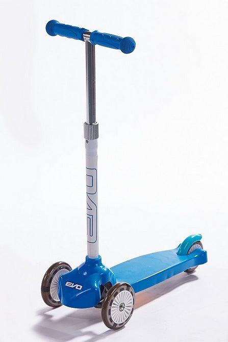 Evo Light-Up Move N Groove Scooter Blue