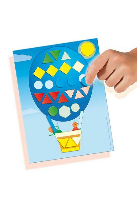 SES Creative Childrens I Learn To Recognise Shapes Set