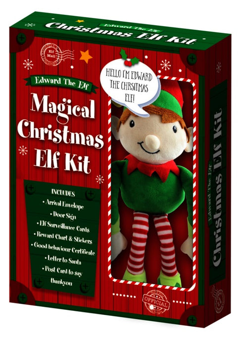 Magical Christmas Elf Reward Kit