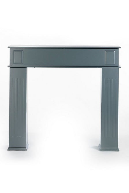 Storage Fire Surround Grey - Mayflower Furniture