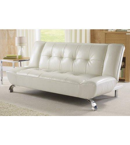 Vogue Contemporary Sofa Bed - Four Colours - Mayflower Furniture