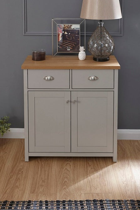 Lancaster Sideboard Grey - Mayflower Furniture