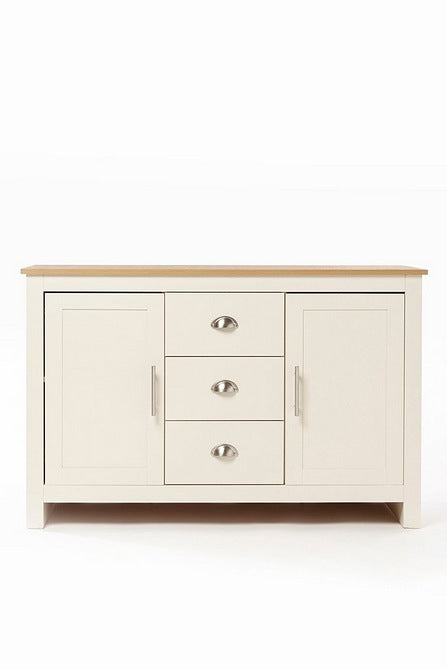Sherbourne Cream Sideboard - Mayflower Furniture