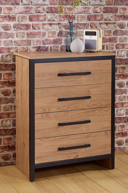 Dalston Three Piece Bedroom Set - Mayflower Furniture
