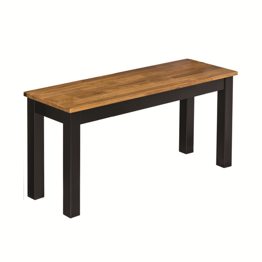 Budapest Solid Oak - Dining Bench - Mayflower Furniture