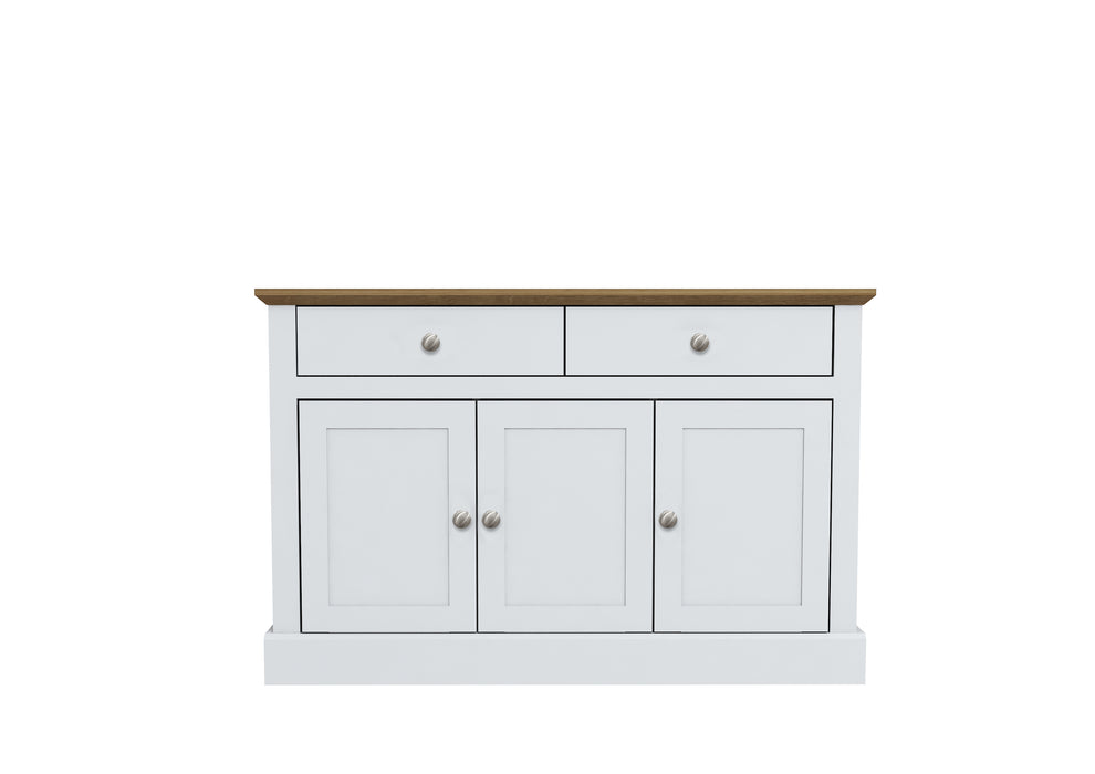 Devon Three Door 2 Drawer Sideboard - Three Colours - Mayflower Furniture