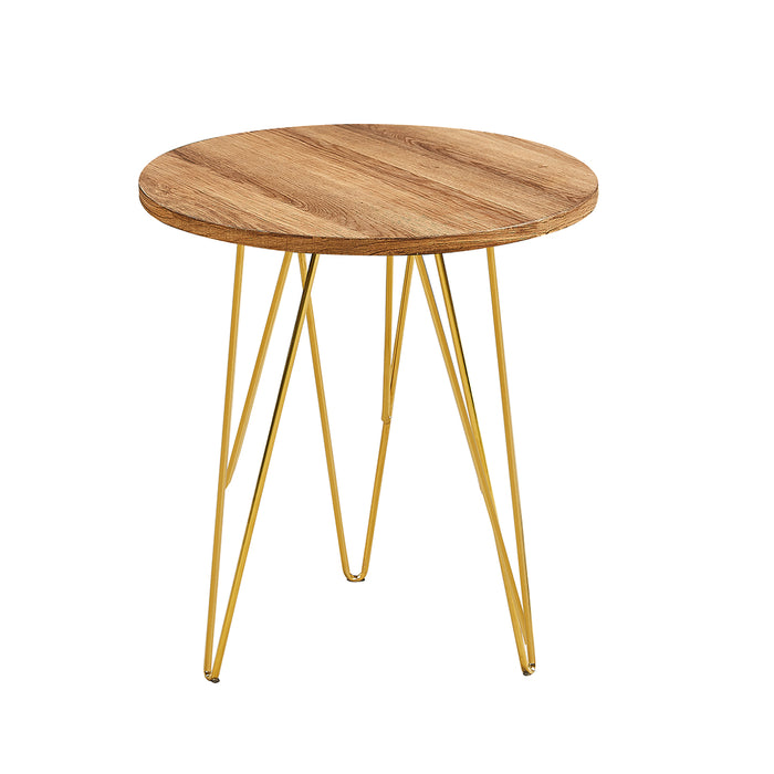 Fusion Side Lamp Table - Three Colours - Mayflower Furniture