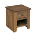 Havana Solid Pine Lamp Table - Mayflower Furniture