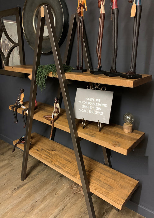 The Draftsman Collection Display Shelf - Mayflower Furniture