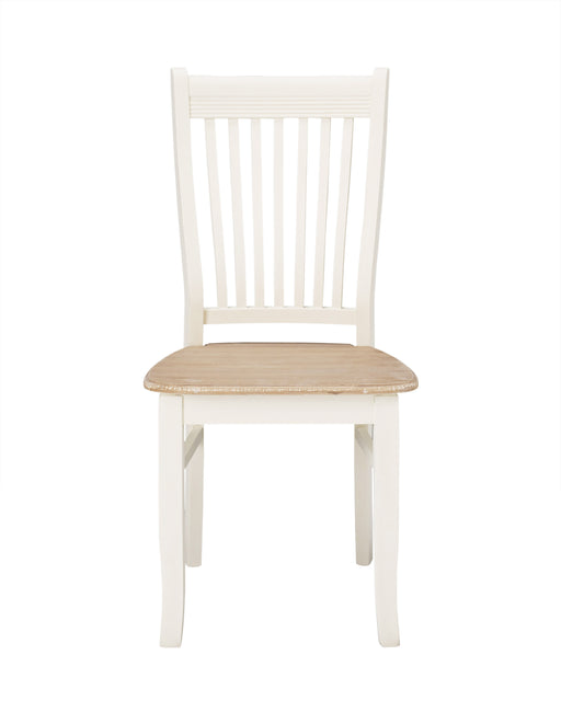 Juliette Pair Of Dining Chairs - Mayflower Furniture