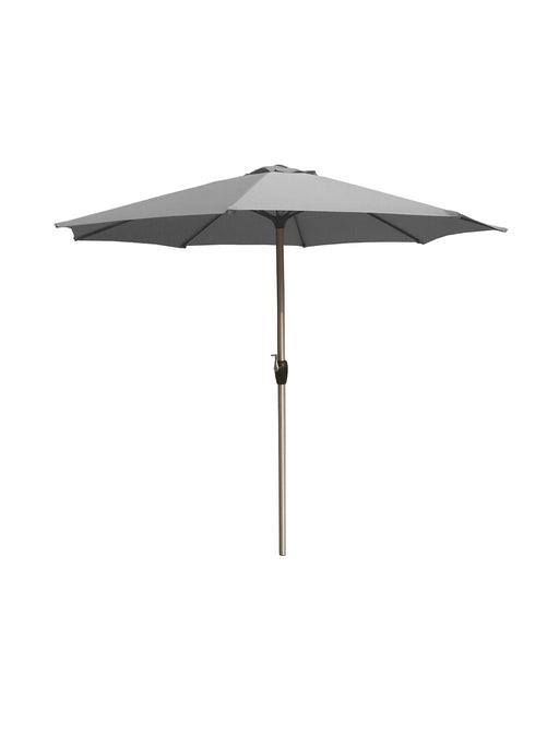 Perillo 3M Grey Fabric Parasol - Mayflower Furniture