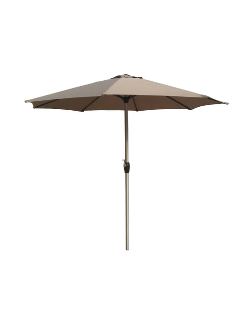 2.3m Cream Parasol - Mayflower Furniture