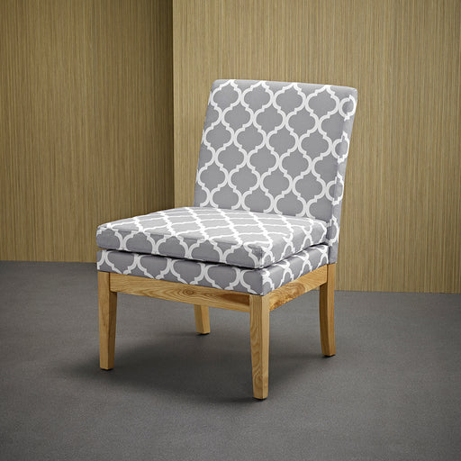 Victor Fabric Accent Chair - Mayflower Furniture