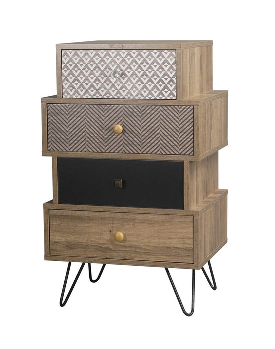 Morocco Chest Of Drawers - Mayflower Furniture