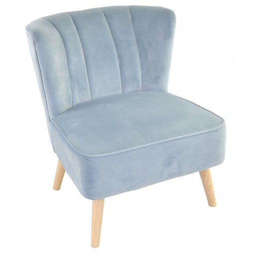 Cromarty Chair Country Blue - Mayflower Furniture