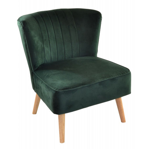 Cromarty Chair Forest Green - Mayflower Furniture