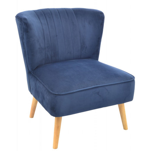 Cromarty Chair Navy - Mayflower Furniture