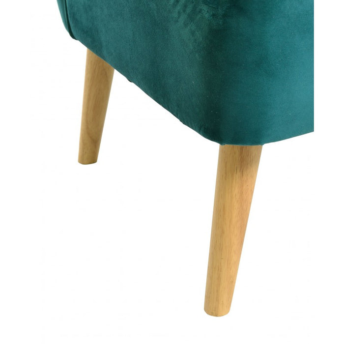 Cromarty Chair Teal - Mayflower Furniture